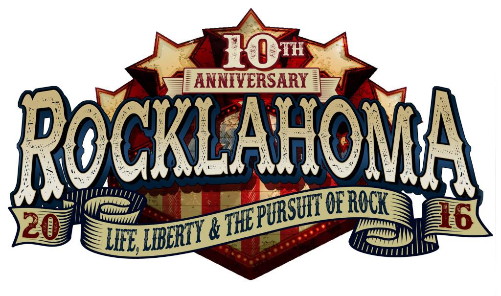 Rocklahoma 2016 logo